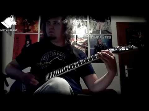 King Diamond - Arrival [Rhythmё and Melodic Lead Guitar Cover]