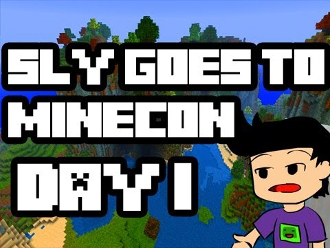 Baixar SLYFOX GOES TO MINECON | Day 1