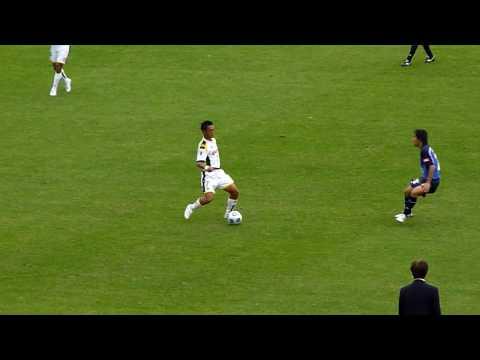 FZ38 AVCHDLite サッカーゴールシーン1