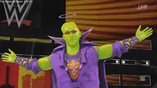 Sodden Super Slam Smackdown Highlights