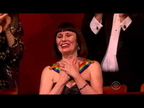 Patricia McBride - The 37th Annual Kennedy Center Honors