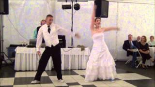 Niezwykły pierwszy taniec