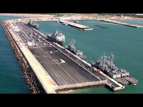 Tecnología de cajones para obras marítimas