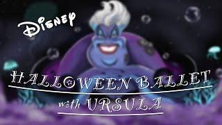 [ ディズニー ] ハロウィン バレエレッスン Disney Halloween Ballet Music BARRE