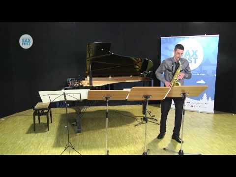 Miguel Antonio Puertas Galiana - Fase Eliminatòria - ANDORRA SAX FEST'14