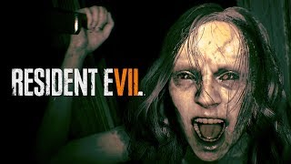RESIDENT EVIL 7 #1: Welcome to the Family Ethan