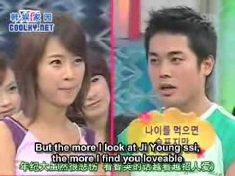 Xman Dangyunhaji   Baek Ji Youn vs Lee Jong Soo Gombal2