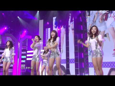 음악중심 - APINK - MY MY, 에이핑크 - 마이 마이, Music Core 20120107