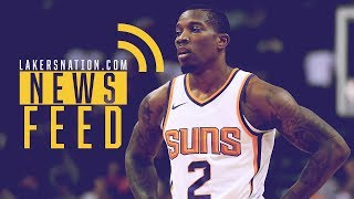 Lakers Feed: Should The Lakers Trade For Eric Bledsoe?