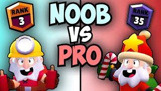 NOOB vs PRO - DYNAMIKE | Brawl Stars