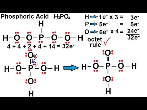 Chemistry - Chemical Bonding (25 of 35) Lewis Structures ...Xeo3 Lewis Structure