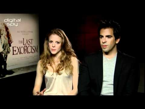 Ashley Bell and Eli Roth talk 'The Last Exorcism' - YouTube