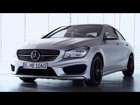 Mercedes-Benz CLA [Official Trailer]