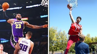 RECREATING THE BEST MOMENT FROM EVERY NBA TEAM!