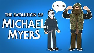 The Evolution Of Michael Myers (Animated)