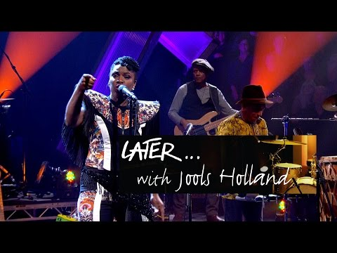 Ibibio Sound Machine - Give Me A Reason - Later… with Jools Holland - BBC Two