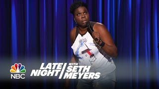 Leslie Jones Stand-Up Performance - Late Night with Seth Meyers