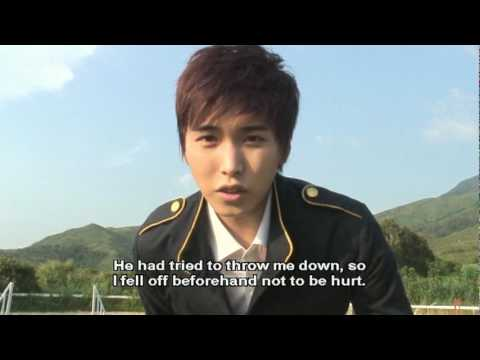 Super Junior Boys In City 3 - Hong Kong (Horse Riding)