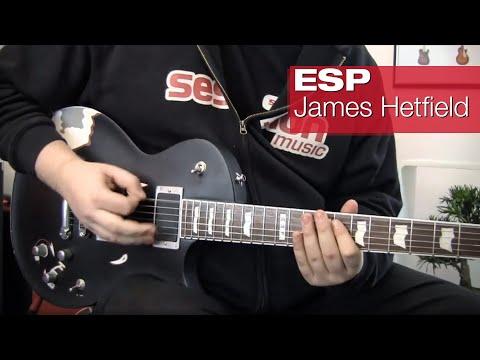 ESP Truckster James Hetfield DBK