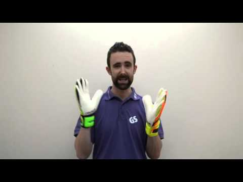 Reusch Re Pulse SG Finger Support and RG Finger Support Product Previews