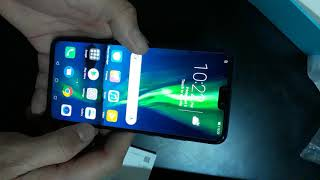 unboxing of honor 8x