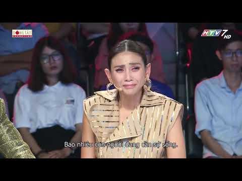 Việt Hương – Trấn Thành khóc hết nước mắt trước người mẹ hiến tạng con cứu 5 mạng người