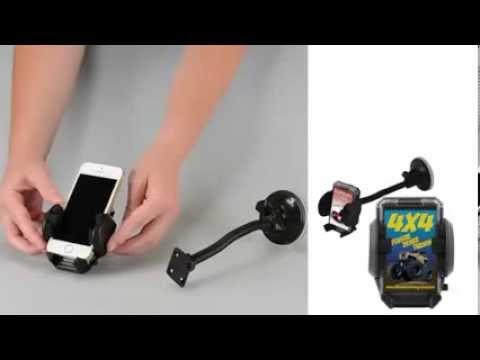 LL6131s Windscreen Mount Mobile Phone Holder - VS008