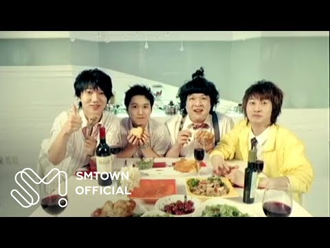 SUPER JUNIOR-Happy 슈퍼주니어-해피 '요리왕 (Cooking? Cooking!)' MV