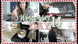 No Day 13? + Behind The Scenes of Filming..| Vlogcember Day 14, 2017