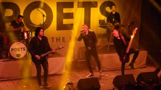 Poets Of The Fall - Dreaming Wide Awake (live in Prague)