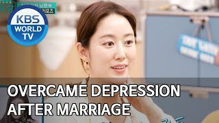 Hyebin overcame depression after marriage [Stars' Top Recipe at Fun-Staurant/ENG/2020.07.07]