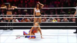 WWE Funny Divas Moments   YouTube