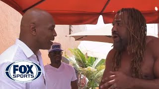 Being Mike Tyson: Shannon Briggs