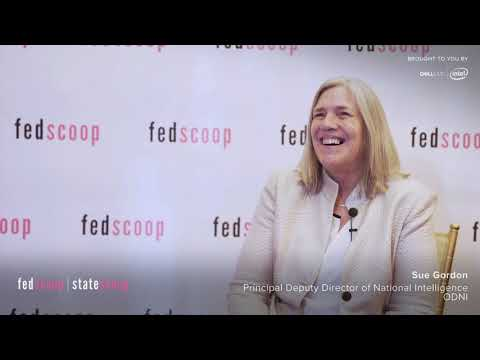2018 Top Women in Tech — ODNI's Sue Gordon PT. 3