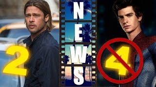 World War Z 2 hires JA Bayona, Andrew Garfield says no to Amazing Spider-Man 4 - Beyond The Trailer