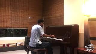 "Presley Joe Black plays Beethoven's ""Für Elise"" at Afro Classical Nights"