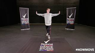 """Crazy Stupid Silly Love"" #NOWMOVE Dance Tutorial - Josh with #RexonaDanceStudio"