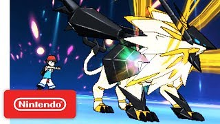 Pokémon Ultra Sun & Pokémon Ultra Moon - Accolades Trailer - Nintendo 3DS