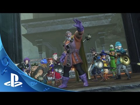 DRAGON QUEST HEROES: The World Tree's Woe and the Blight Below Trailer