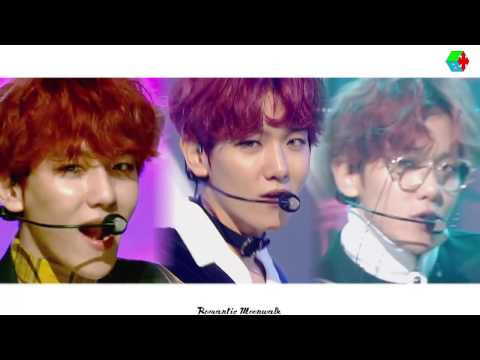 EXO-CBX(첸백시) - The One 교차편집 [Live Compilation/Stage Mix]