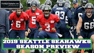 Football Gameplan's 2019 NFL Team Preview: Seattle Seahawks