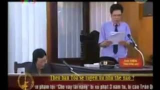 Tòa xử án - Vụ án cho vay nặng lãi - Dịch vụ thu hồi nợ