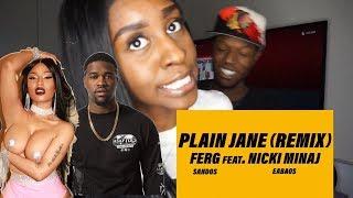 """Nicki Minaj """"Plain Jane"""" REMIX  (original by A$AP Ferg)"""