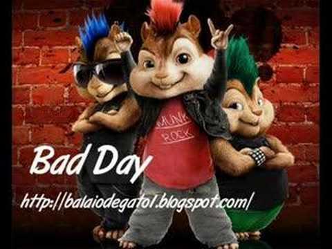 Baixar Alvin e os esquilos.Bad Day.