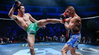 MMA | Combate Fresno: México vs USA | José Avalos vs Héctor Fajardo