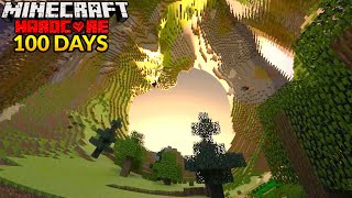 I Spent 100 Days in a LOOP Minecraft World... Here's What Happened