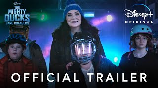 The Mighty Ducks: Game Changers   Official Trailer   Disney+