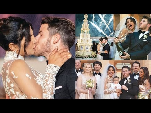 Wedding Album Of Priyanka Chopra And Nick Jonas