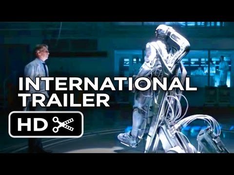RoboCop Official International Trailer #1 (2014) - Samuel L. Jackson Movie HD