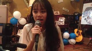 Em Gái Mưa - (hát chay) - Trương Nhã Thy [Fan Meeting sinh nhật FC]